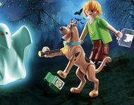 SCOOBY-DOO! Shaggy and Scooby with Ghost
