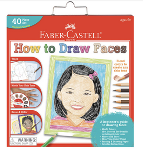 How to Draw Faces Kit