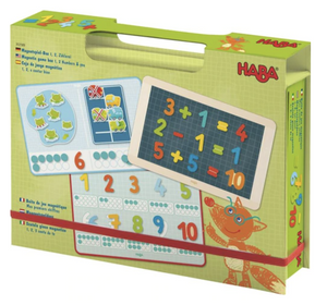 Magnetic Game Box: Numbers