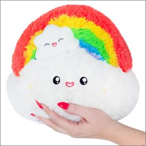 Mini Rainbow Squishable