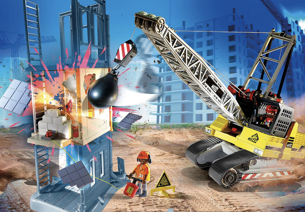 Playmobil City Action: