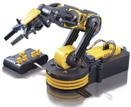 Robotic Arm Edge: Wired Control Robotic Arm Kit