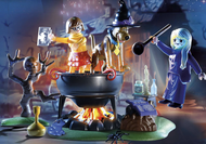 SCOOBY-DOO! Adventure in the Witch's Cauldron
