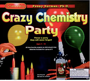 Crazy Chemistry Party