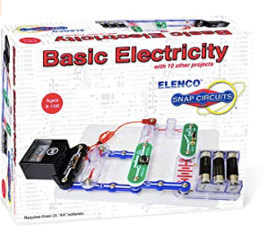 Snap Circuits: Basic Electricity Kit