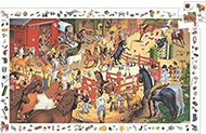 Djeco Horse Riding Observation Puzzle