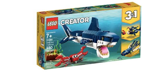 Creator Deep Sea Creatures