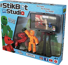 Load image into Gallery viewer, Stikbot Pets Studio
