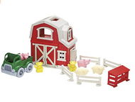 Green Farm Playset