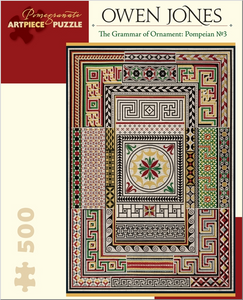 The Grammar of Ornament 500