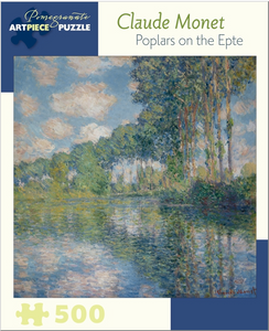 Poplars on the Epte 500