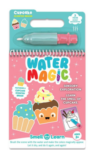 Water Magic Cupcake