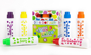 Do a Dot Juicy Fruit Scented Markers