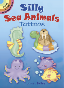 Silly Sea Animals Tattoos