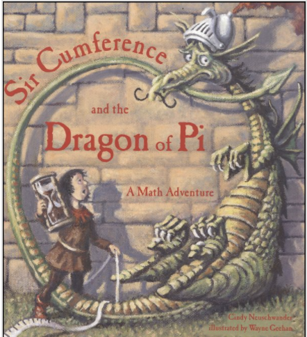 Sir Cumference Dragon of Pi