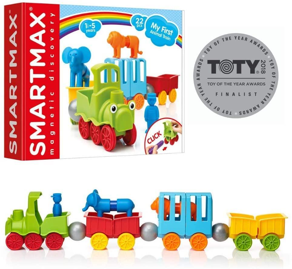 SmartMax: My First Animal Train