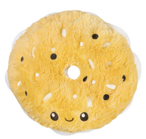 Mini Comfort Food Bagel Squishable