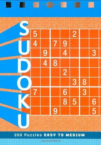 Sudoku: Easy to Medium
