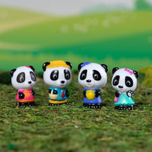 Load image into Gallery viewer, Timber Tots: Panda Family