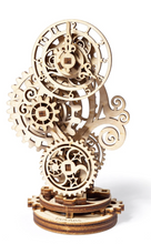 Load image into Gallery viewer, UGears SteamPunk Clock