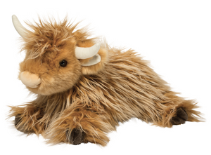 Wallace DLux Highland Cow