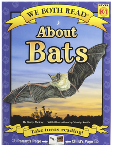 We Both Read: About Bats
