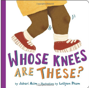 Whose Knees Are These? (Board Books)