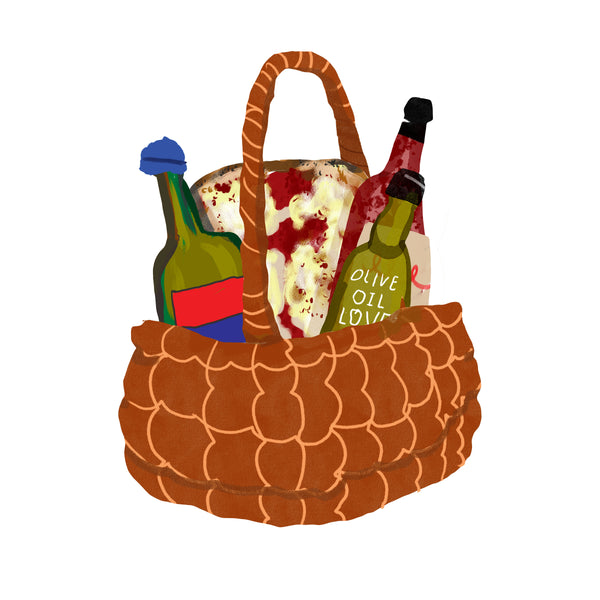 Date Night Pizza & Wine Kit