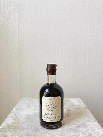 Forthave Spirits 'Brown' Coffee Liqueur