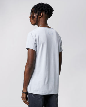 TIGHA T-Shirt WREN concrete grey
