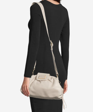 REPLAY SATCHEL-BAG beige FW3077