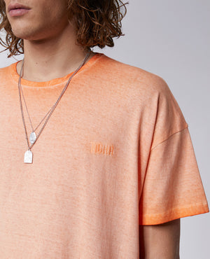 Tigha T-Shirt Arne vintage orange