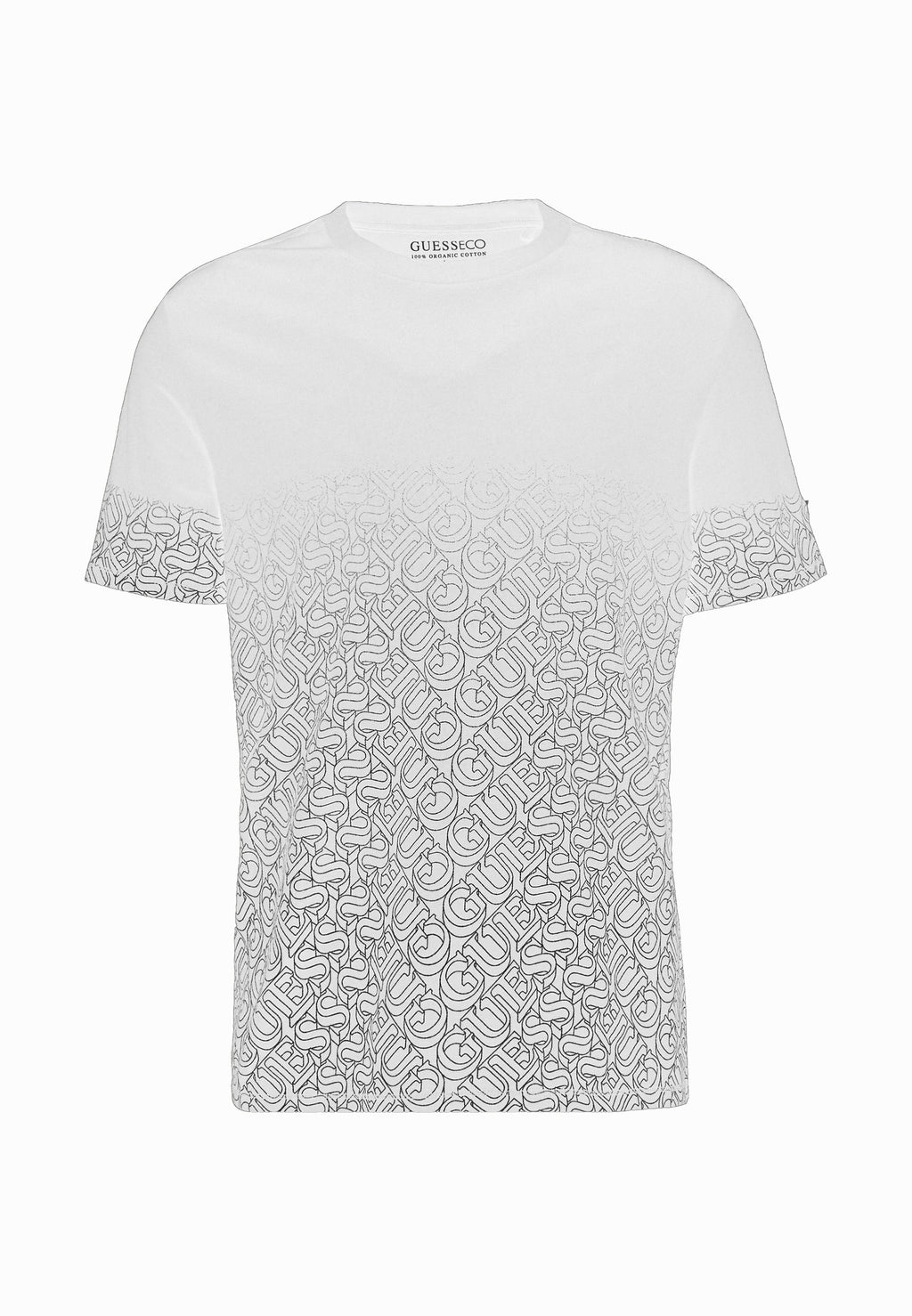 GUESS T-Shirt Icon weiß
