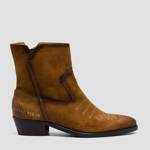 Replay Stiefeletten braun