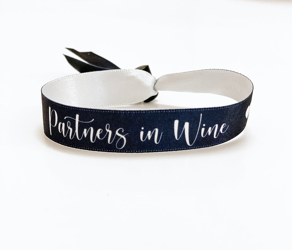 BIVI Freundschafts-Armband PARTNERS IN WINE