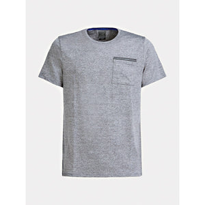 GUESS T-Shirt Tech grau