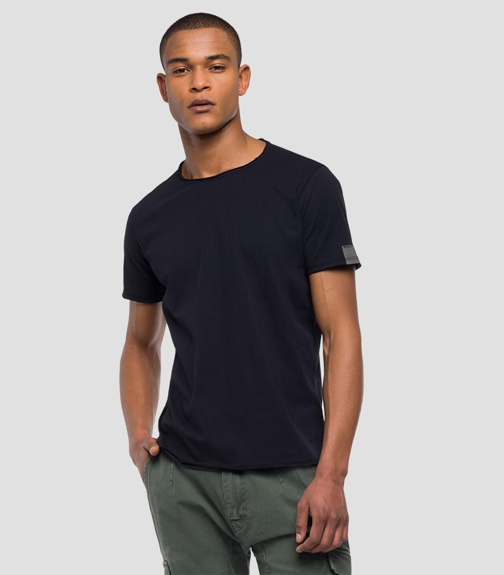 REPLAY T-Shirt schwarz M3590
