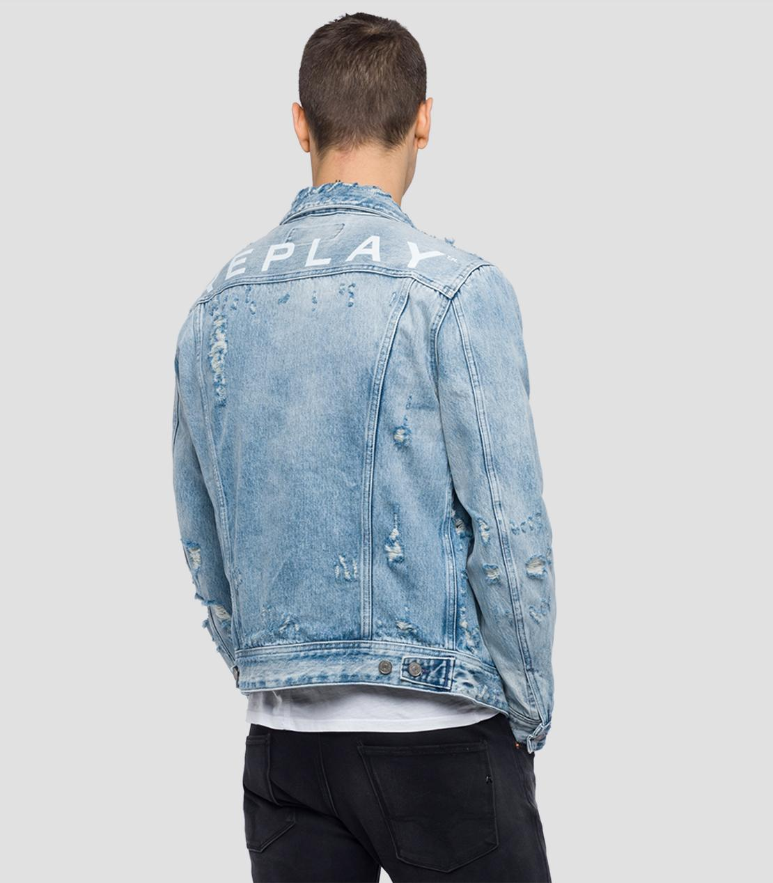 Replay Jeansjacke