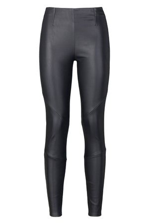 TIGHA Leder-Legging