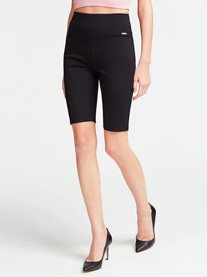 GUESS Short Legging schwarz