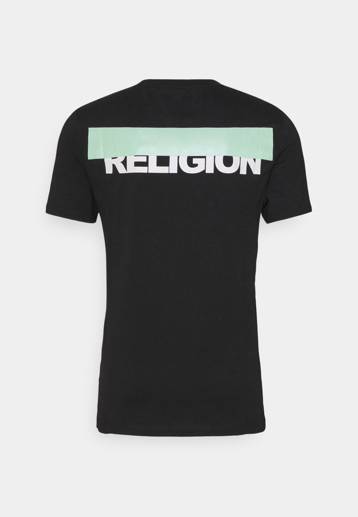 Religion ROCK ROLL PRINT T-SHIRT