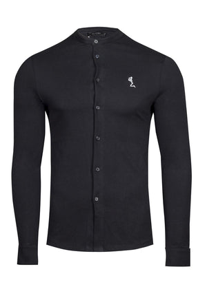 Religion ORMONT SHIRT BLACK