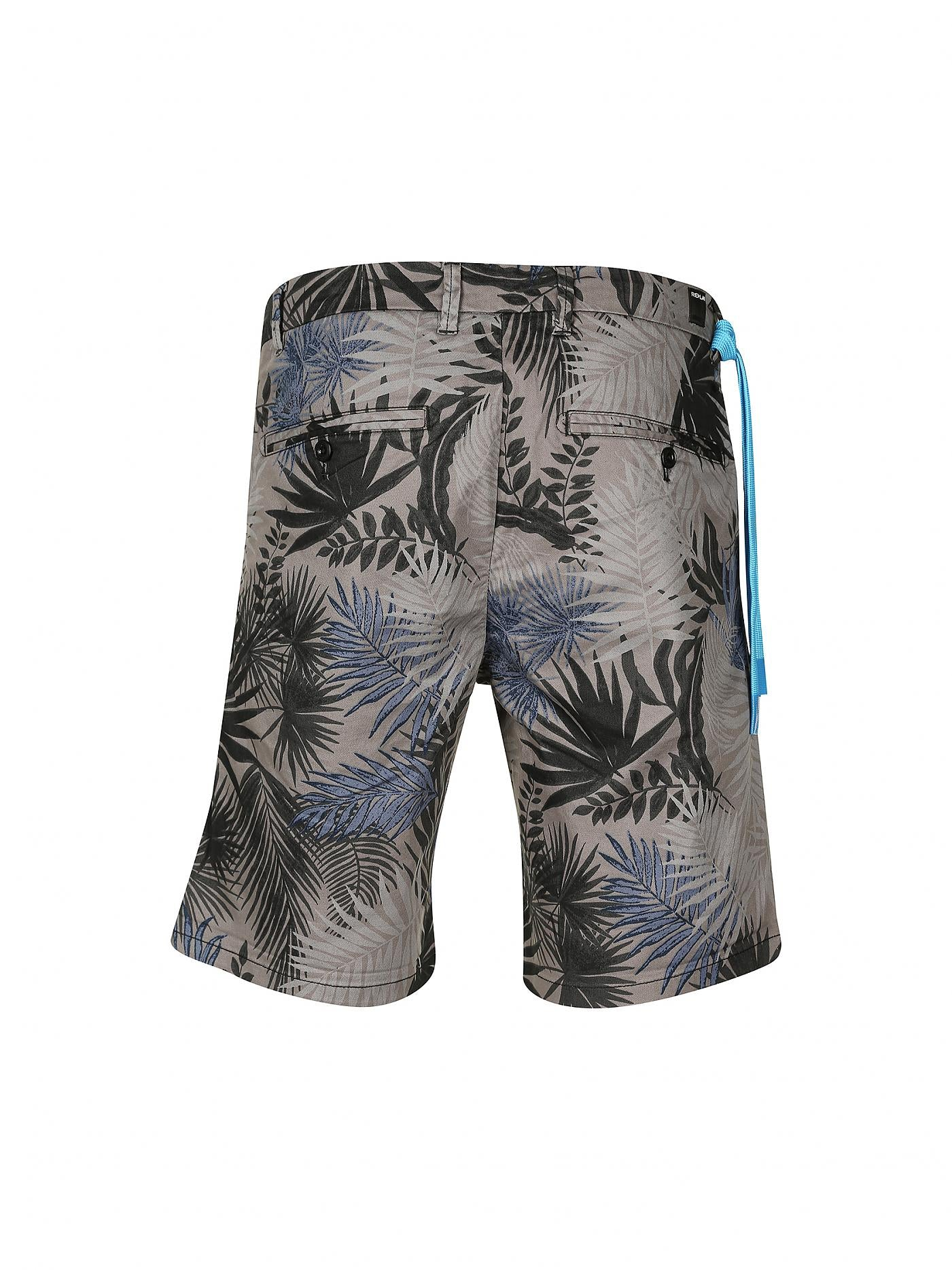 Replay Bermuda-Shorts gemustert