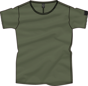 REPLAY T-Shirt grün M3590