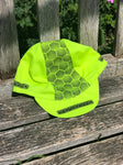 Cycling Cap Fluo Yellow