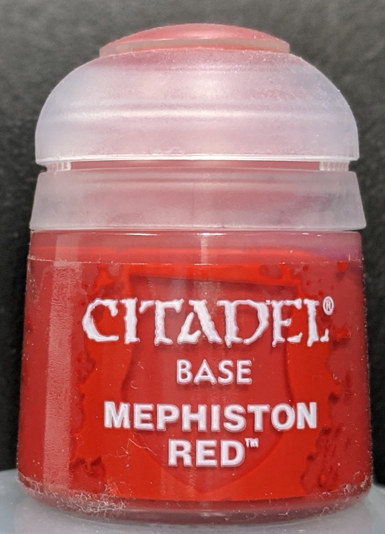 Base: Mephiston Red | Davis Cards & Games