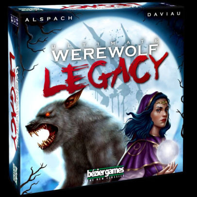 Ultimate Werewolf Legacy | Davis Cards & Games
