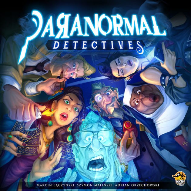 Paranormal Detectives | Davis Cards & Games
