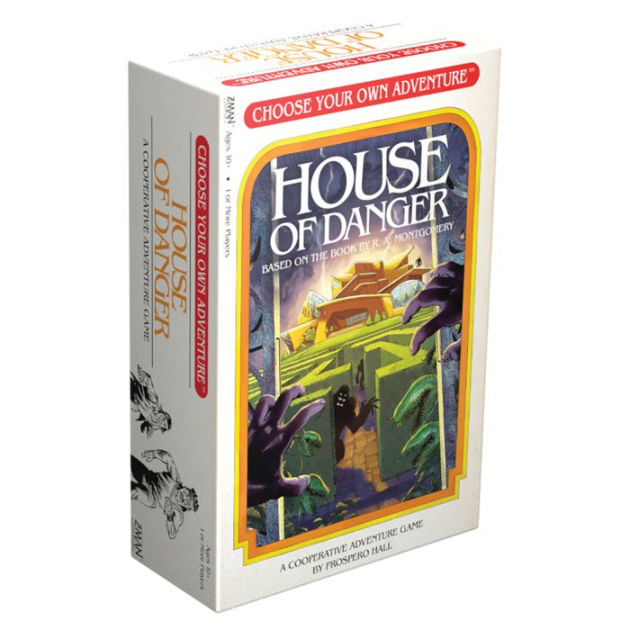 Choose Your Own Adventure: House of Danger | Davis Cards & Games