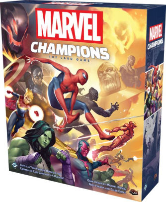 Marvel Champions: The Card Game | Davis Cards & Games